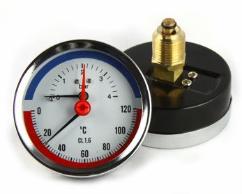 THERMO-PRESSURE GAUGE